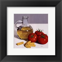 Culinary Art II Framed Print