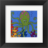 Framed Olly Octopus