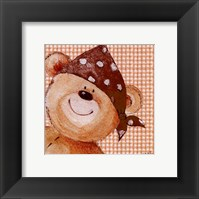 Framed Pirate Ted