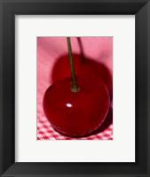 Framed Bigarreau Cherries II