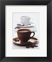 Espresso, Please! Framed Print