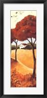 Montecastello III Framed Print