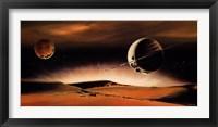 Framed Desert Planet  5