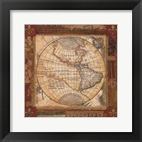 Framed Corners of the Earth - Detail II