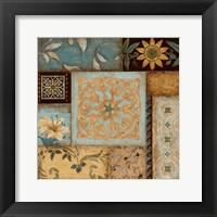 Moroccan Detail II Framed Print