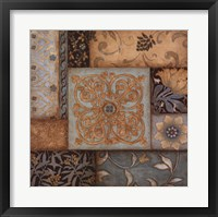 Framed Moroccan Detail I