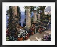 Framed Hotel Capri