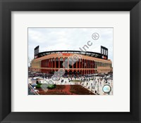 Framed Citi Field 2009 2009 Exterior View