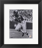 Framed Gale Sayers - Running