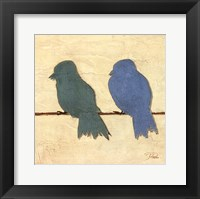 Birds IV Framed Print