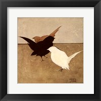 Birdies I Framed Print