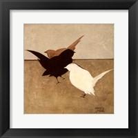 Birdies I Framed Print