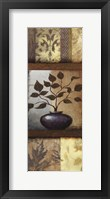 Vase Ornament I Framed Print