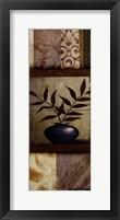 Vase Ornament II Framed Print