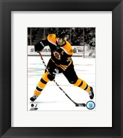 Framed Zdeno Chara - Spotlight Collection