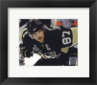 Framed S. Crosby - '09 St. Cup / Gm. 4 (#20)