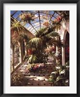 Framed Garden Atrium ll