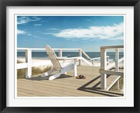 Framed Sun Deck