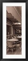 Cafe la Nuit Framed Print