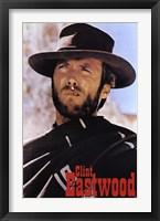 Framed Clint Eastwood