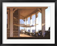 Framed Seaside Hammock