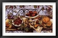 Framed Harvest Table