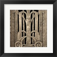 Framed Architectural Detail no. 20