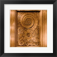 Framed Architectural Detail no. 69