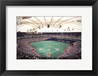 Framed Metrodome, Minneapolis