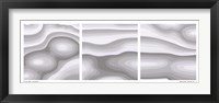 Wood Grain II Framed Print