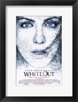 Framed Whiteout - style B