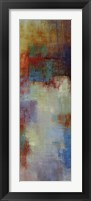Framed Color Abstract II