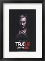 Framed True Blood - Season 2 - Alexander Skarsgard [Eric]