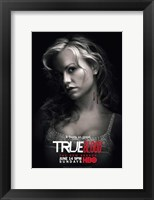 Framed True Blood - Season 2 - Anna Paquin [Sookie]