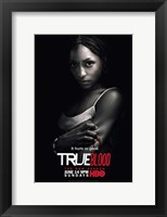Framed True Blood - Season 2 - Rutina Wesley [Tara]