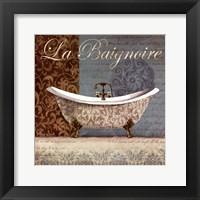 Framed La Baignoire