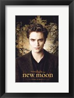 Framed Twilight 2: New Moon (Edward promo)
