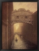 Framed Venice Ambiance