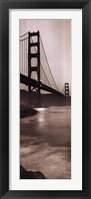Framed Golden Gate Bridge I