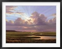 Framed Low Country Splendor