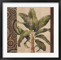 Parlor Palm I Framed Print