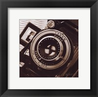 Depth of Field I Framed Print