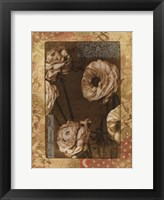 Gypsy Bouquet Framed Print