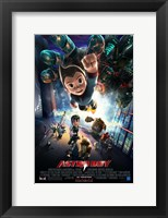 Framed Astro Boy, c.2009