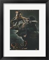 Framed Ong Bak 2: The Beginning, c.2008 - style A