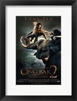 Framed Ong Bak 2: The Beginning, c.2008 - style B