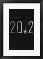 Framed 2012, c.2009 - style A