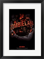 Framed Zombieland, c.2009 - style A