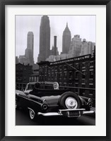 Framed Marilyn in New York