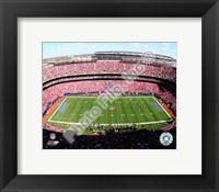 Framed Giants Stadium 2009